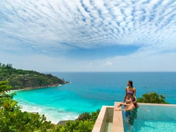 Ilhas Seychelles no Four Seasons Resort
