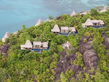 Ilhas Seychelles de luxo no Maia Luxury Resort & Spa