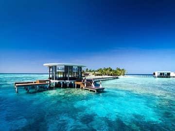 Ilhas Maldivas no Jumeirah Dhevanafushi & Dubai