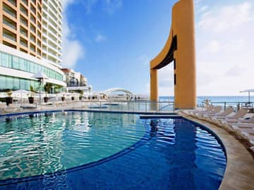 Pacote México, Beach Palace Cancun