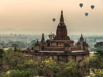 Myanmar completo