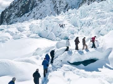 Pacote Nova Zelândia, Franz Josef Glacier