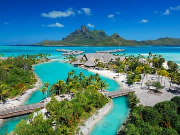 Pacote Tahiti, Four Seasons Resort Bora Bora