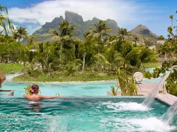 Papeete, Moorea & Bora Bora – InterContinental e Four Seasons