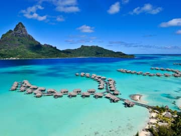 Papeete & Bora Bora - InterContinental Bora Bora Resort & Thalasso Spa