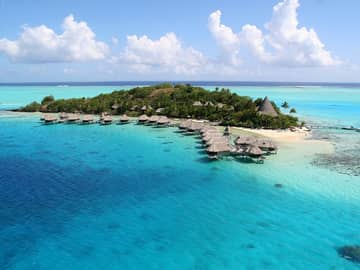 Pacote Tahiti, Sofitel Bora Bora Private Island