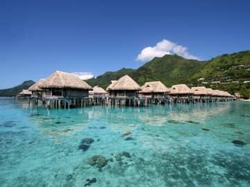 Pacote Tahiti, Sofitel Moorea