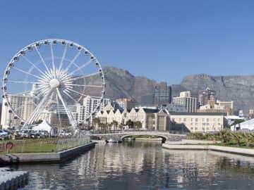 Panoramica Cidade do Cabo África do Sul