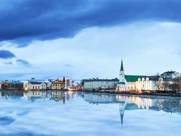 Verão na Islândia