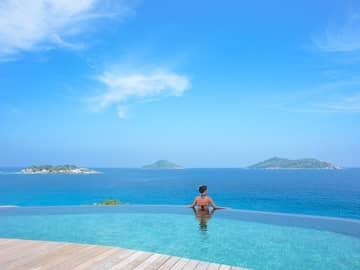 Ilhas Seychelles no Six Senses Zil Pasyon