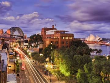 Ponto turistico: The Rocks, Sydney, Austrália