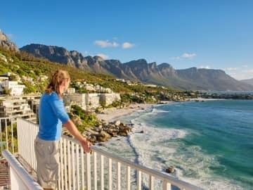 Praia Cidade do Cabo África do Sul