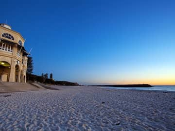 Praia Cottesloe, Perth, Austrália