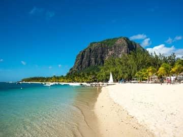 Resorts hotéis praias Ilhas Maurício