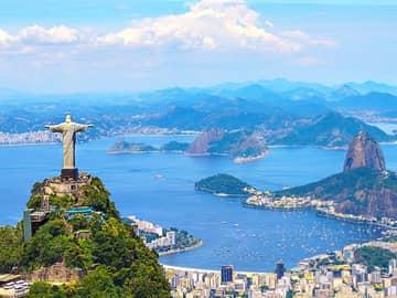 Cidade Maravilhosa: Rio e Petrópolis