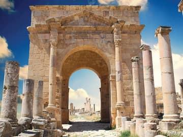 Jordânia: À Procura de Serenidade