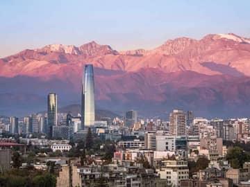 Santiago e Patagônia