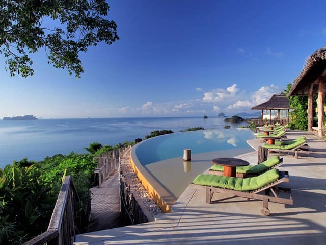 Six senses yao noi tail ndia kangaroo tours