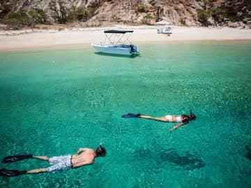 Snorkel, Lizard Island