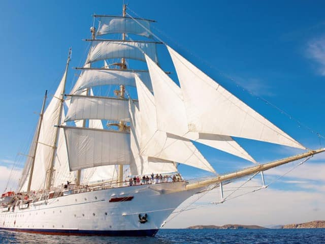 Star clippers greece