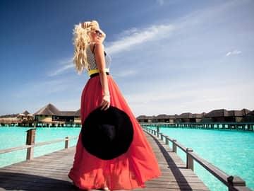 Sun siyam iru fushi maldives acesso bangalow
