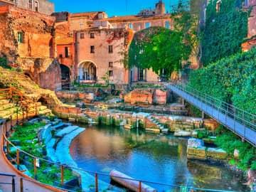 teatro romano Sicilia