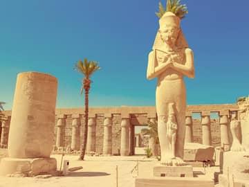 Templo Karnak, Luxor.