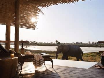 Zâmbia e Botswana com Rede Belmond