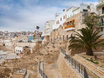 Marrocos de norte a sul