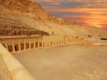 Vale dos Reis, Luxor.