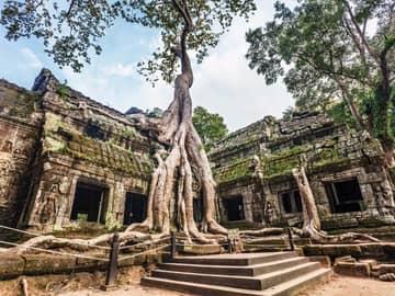 O melhor do Vietnã e Camboja