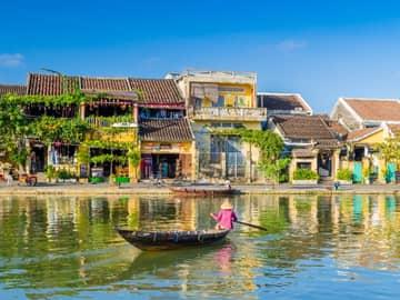 Viagem Cidade Antiga, Hoi An, Vietnã