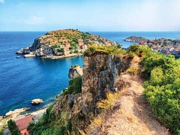 Viagem Mar Negro, Turquia