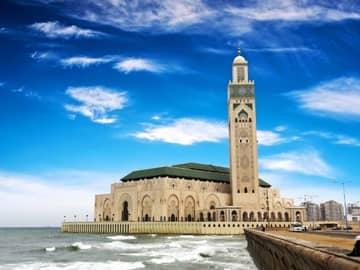 Viagem Marrocos: atração turística Mesquita Hassan II, Casablanca