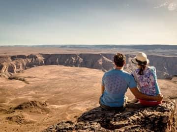 Viagem South River Canyon Namíbia turismo África