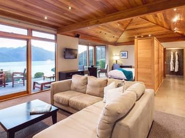 Villa Azur Lodge, Queenstown, Nova Zelândia