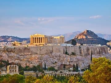 Atenas, Míconos, Santorini e Cruzeiro de 4 dias
