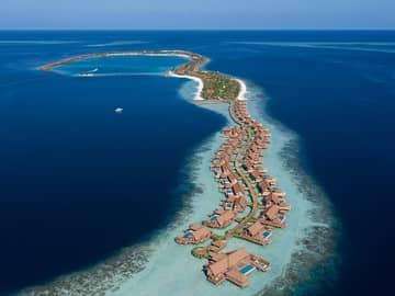 Ilhas Maldivas: Waldorf Astoria Maldives Ithaafushi