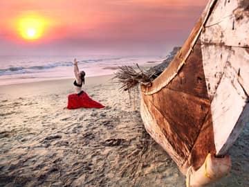 Yoga em Kerala