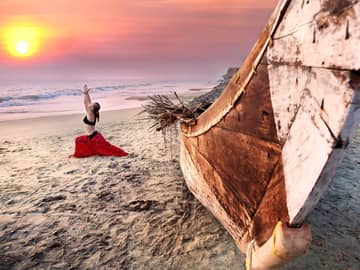 Yoga e Ayurveda na Índia: Mente, Corpo e Alma