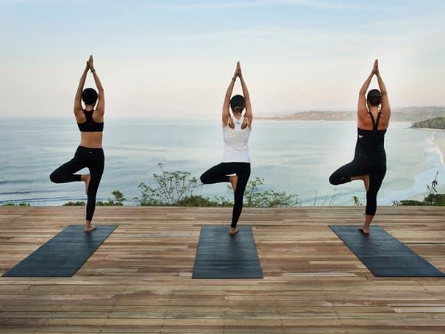 Yoga programas especiais