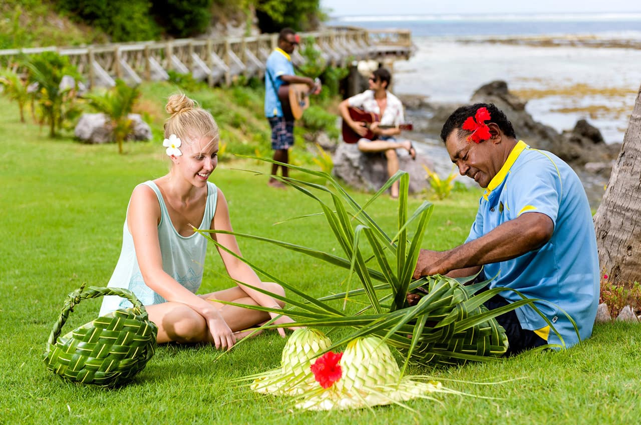 Atividades, Matamanoa Island Resort