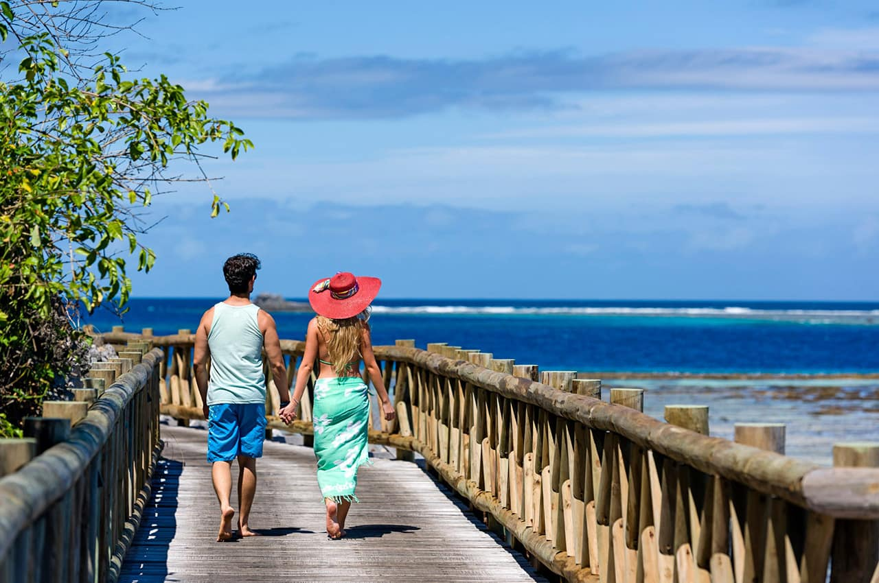Lua de mel, Matamanoa Island Resort