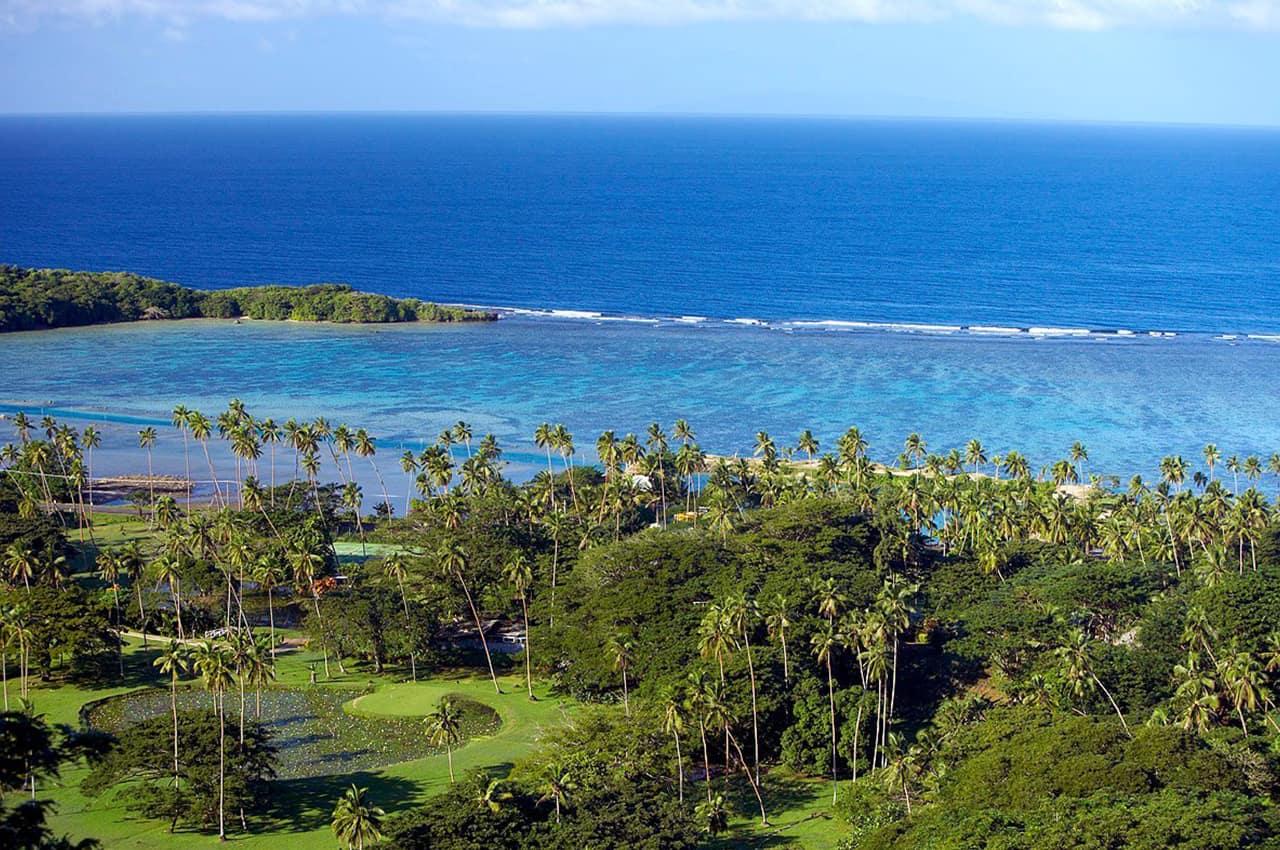Pacote Ilhas Fiji, Koro Sun Resort