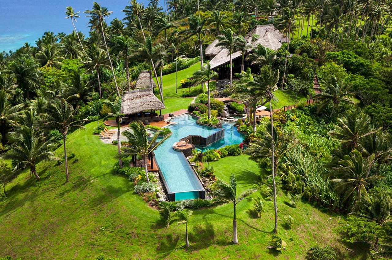 Pacote Ilhas Fiji, Laucala Island