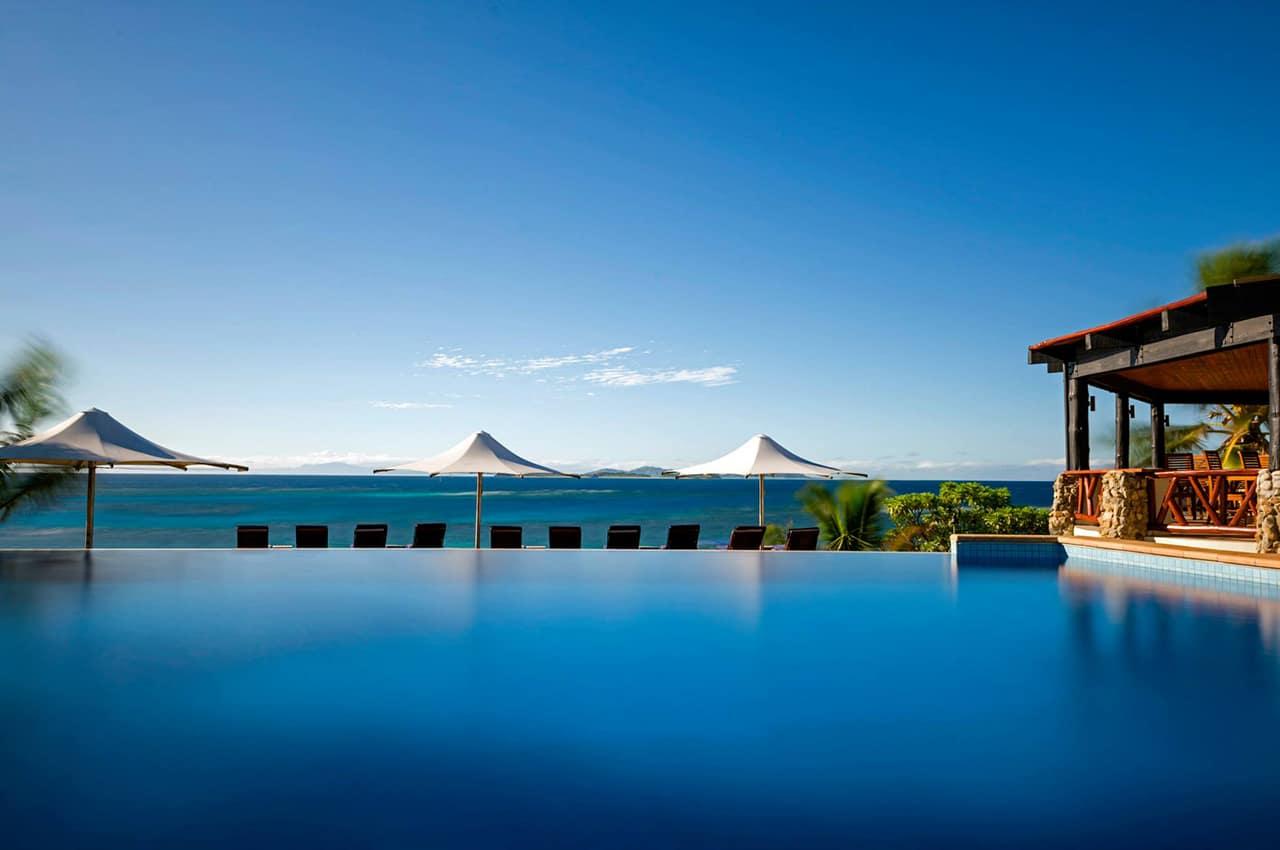 Piscina, Matamanoa Island Resort