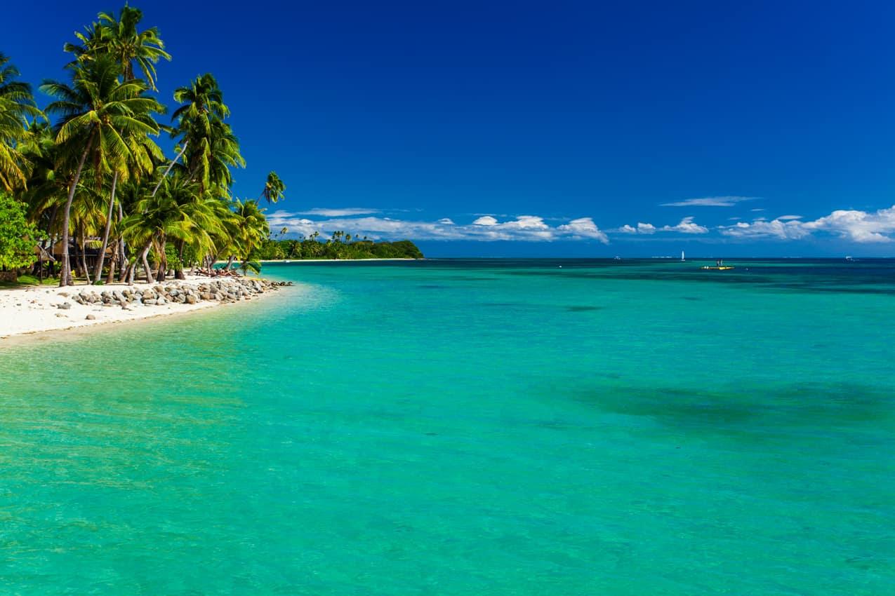 Praias turismo Ilhas Fiji