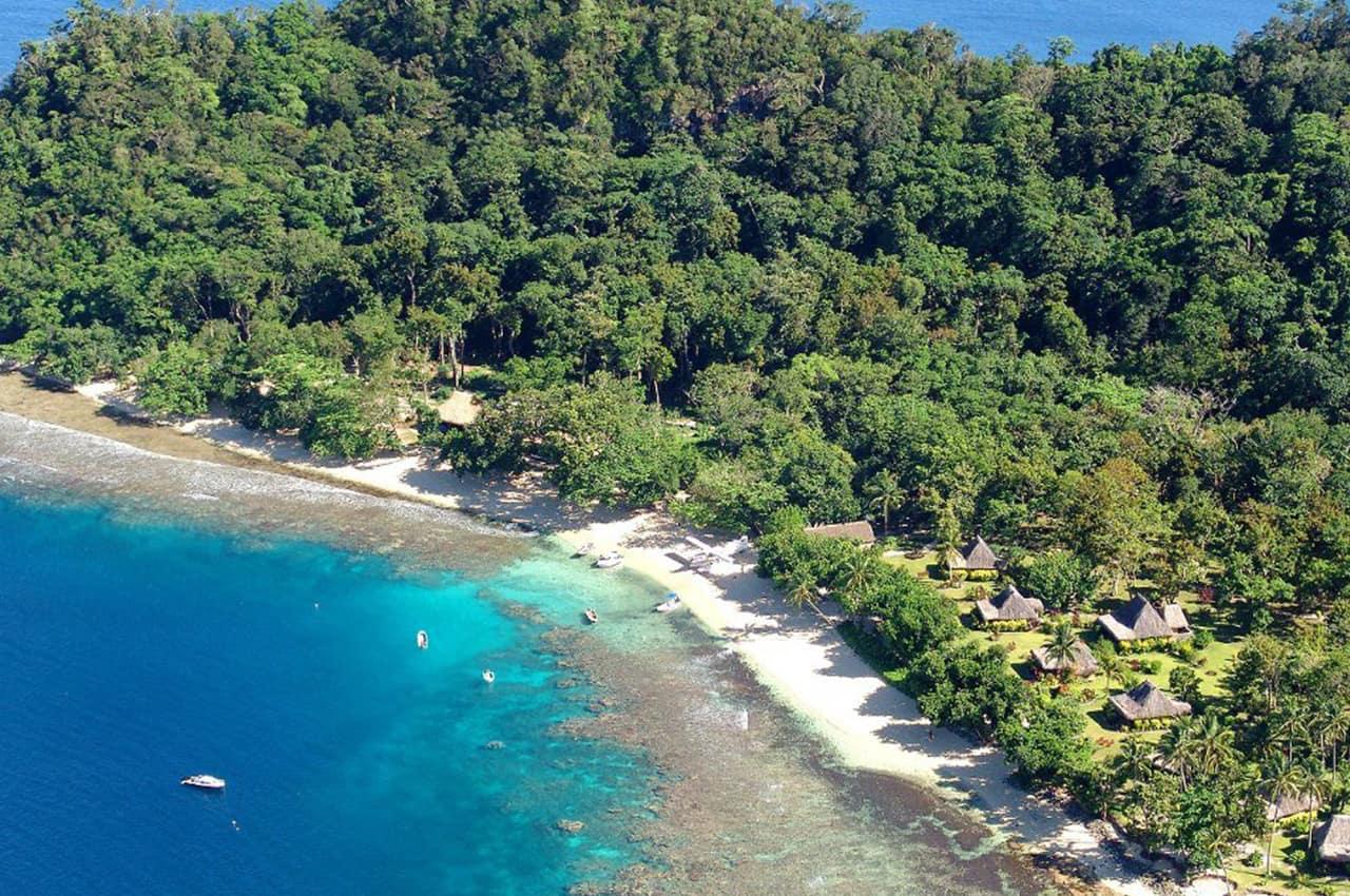 Qamea Resort and Spa, Ilhas Fiji