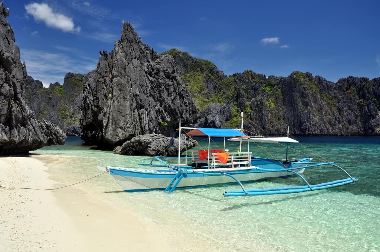 Viagem Filipinas Ilha Shimizu El Nido Filipinas