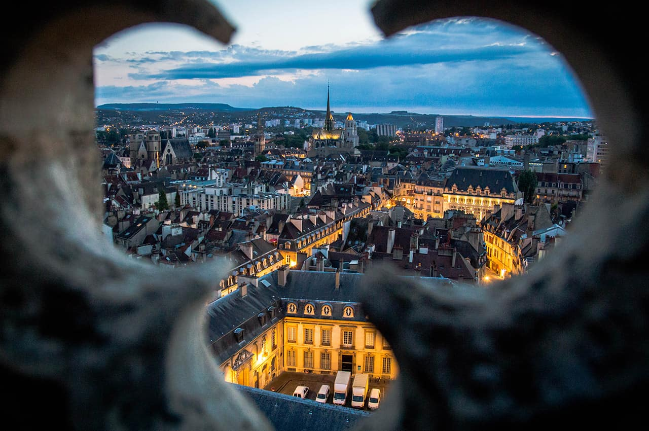 Franca baune philippe le bon tower palace of the dukes of burgundy